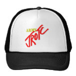 ArmyJROTCapprovedsymbol Mesh Hat