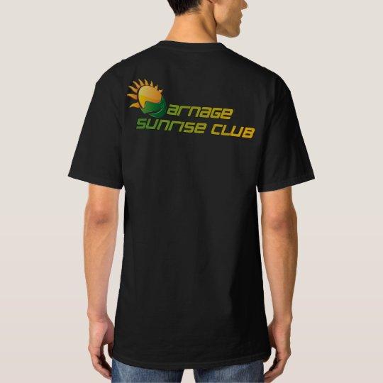 Arnage Sunrise Club T-Shirt