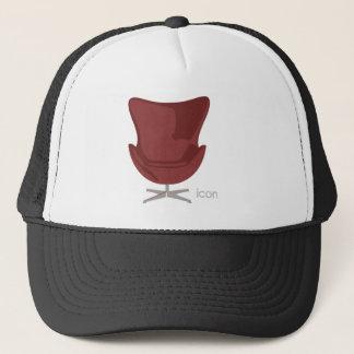 Arne Jacobsen Egg Chair Trucker Hat