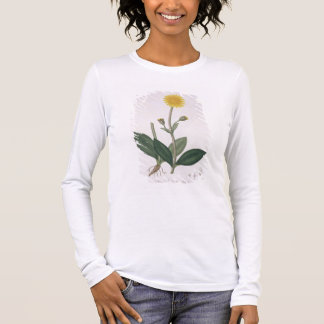 Arnica Montana from 'Phytographie Medicale' by Jos Long Sleeve T-Shirt