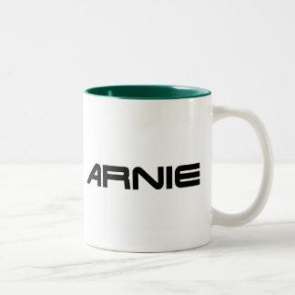 Arnie Two-Tone Mug
