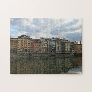 Arno River Jigsaw Puzzle