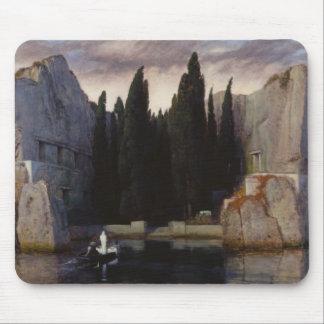 Arnold Böcklin - The Isle of the Dead Mouse Mat