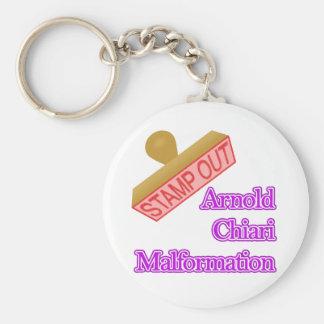 Arnold Chiari Malformation Key Chain
