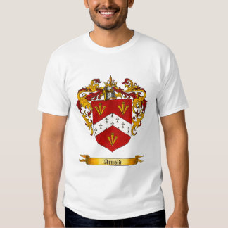 Arnold Coat of Arms Tees