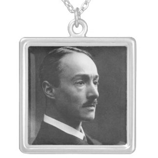 Arnold Henry Savage Landor Silver Plated Necklace