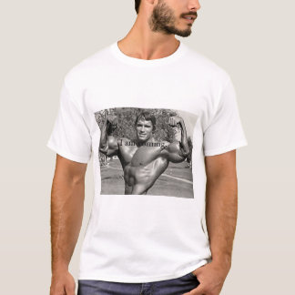 Arnold is coming T-Shirt