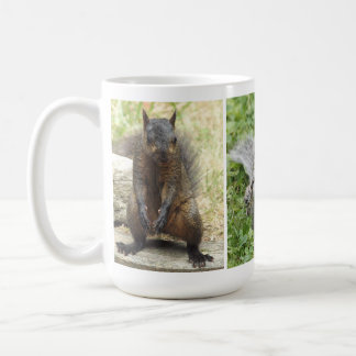 Arnold Road Animals 15oz Mug, 2 Squirrels Coffee Mug