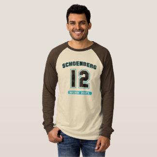 Arnold Schoenberg- Music Department T-Shirt