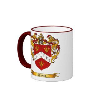 Arnold Shield of Arms Mug