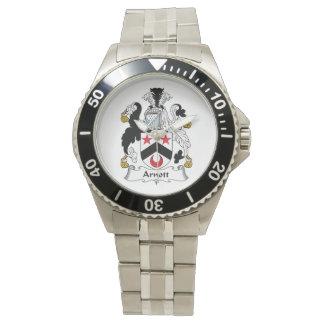 Arnott Family Crest Watches