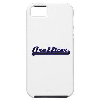 Arofficer Classic Job Design iPhone 5 Case