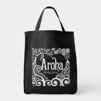 Aroha Aotearoa Shopping Bag