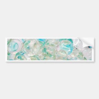 Aroma Jelly Bubble Car Bumper Sticker