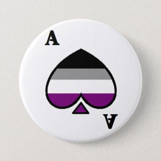 Aromantic Ace Button