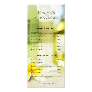 Aromatherapy Spa Skin Care Salon Menu Price