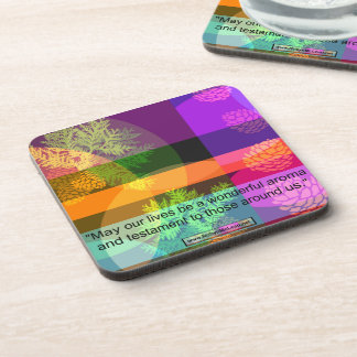 Aromatic Lives Drink Coaster