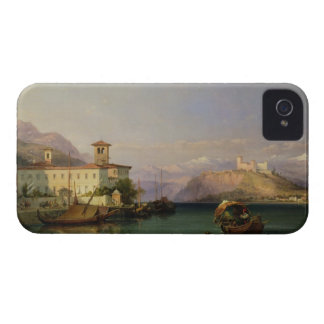 Arona and the Castle of Angera, Lake Maggiore, 185 iPhone 4 Covers