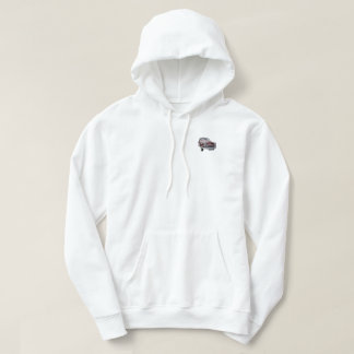 Aronde with text hoodie