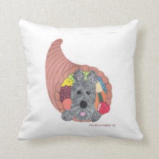 Aroo, I'm Stuck scottish - terriers Cushions