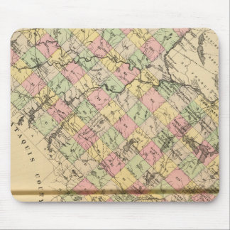 Aroostook Co, Maine Mouse Mat