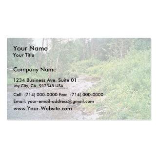 Aroostook National Wildlife Refuge Business Cards
