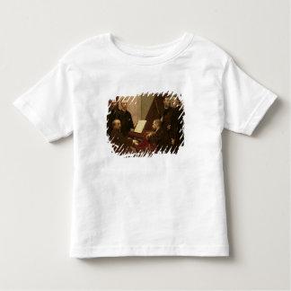 Around the Piano, 1885 Toddler T-Shirt