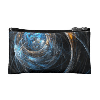 Around the World Abstract Art Cosmetics Bags