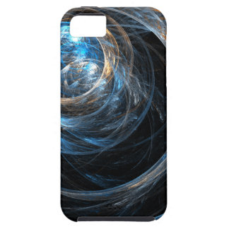 Around the World Abstract Art iPhone 5 Tough iPhone 5 Case