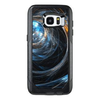 Around the World Abstract Art OtterBox Samsung Galaxy S7 Edge Case