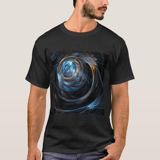 Around the World Abstract Art T-Shirt