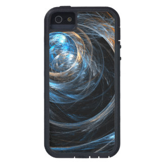 Around the World Abstract Art Tough Xtreme iPhone 5 Case