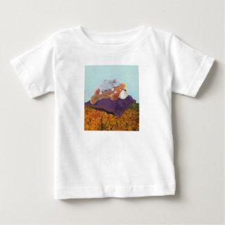"""Around The World"" Baby Fine Jersey T Shirt"