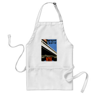 Around the World with the NYK Line Standard Apron