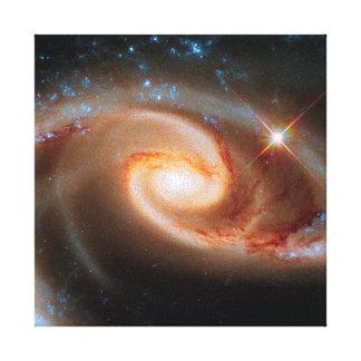 Arp 273 Rose Galaxies Canvas Prints