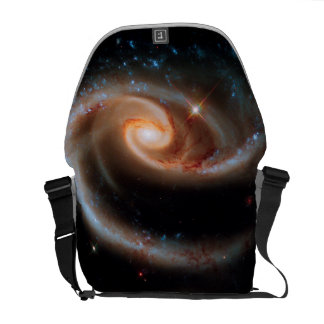 Arp 273 Rose Galaxies Courier Bags