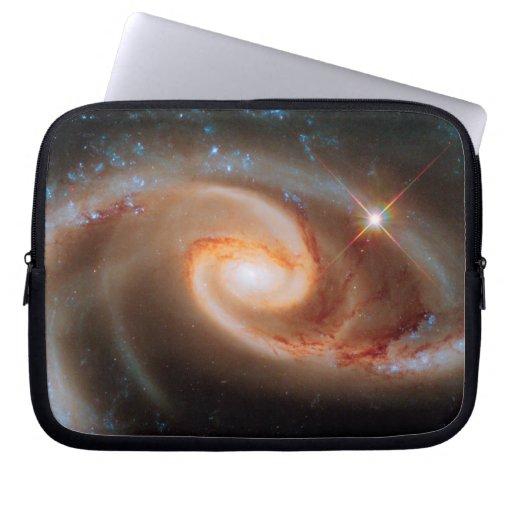 Arp 273 Rose Galaxies Laptop Computer Sleeves