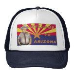 Arpaio: Welcome to Arizona Mesh Hats