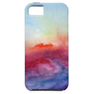 Arpeggi Watercolor iPhone 5 Cases