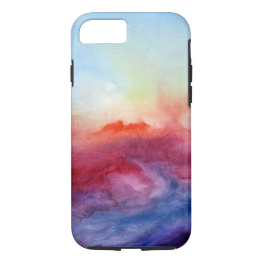 Arpeggi Watercolor iPhone 8/7 Case
