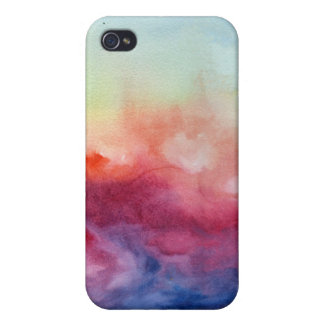 Arpeggi Watercolor Iphone Case Case For The iPhone 4