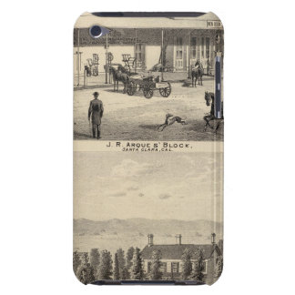Arques block, Hester residence Barely There iPod Cases