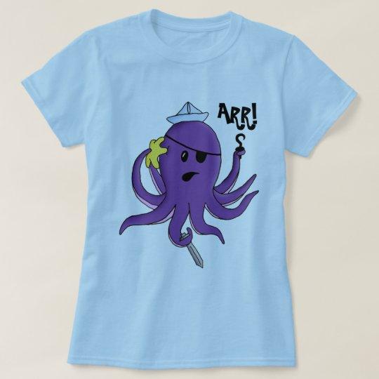 ARR! Octopus T-Shirt