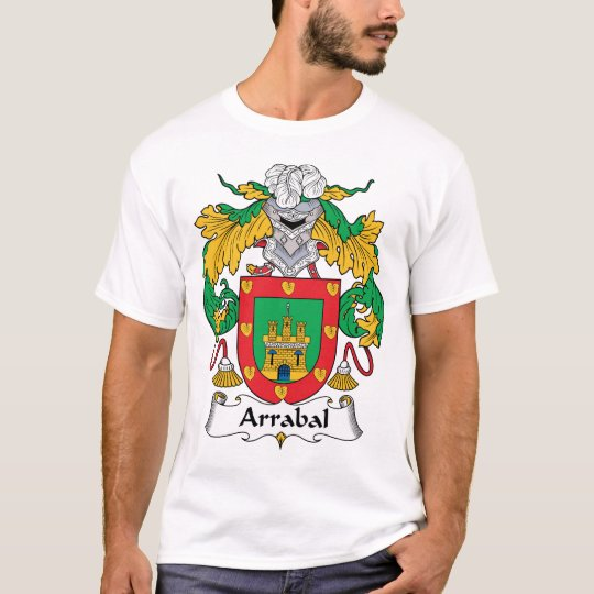 Arrabal Family Crest T-Shirt