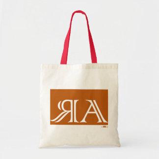 Arraias anagram, orange. bag