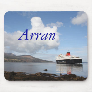 Arran, Scotland Mouse Mat