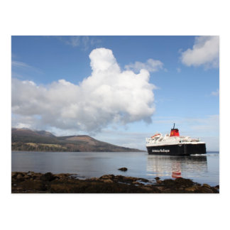 Arran, Scotland Postcard