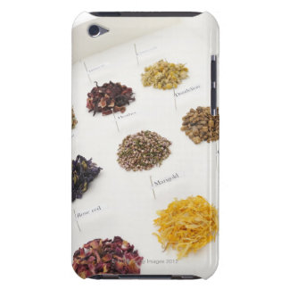 Arranged herbs barely there iPod case