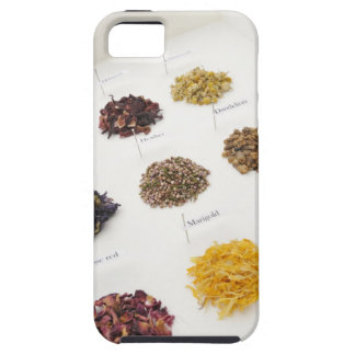 Arranged herbs iPhone 5 cover