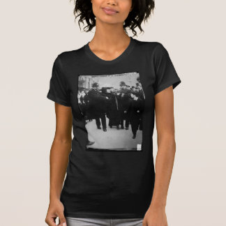 Arrest of a Suffragette in London England c 1910 T-Shirt